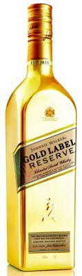 Johnnie Walker Scotch Gold Label Reserve Limited Edition (Liter Bottle)
